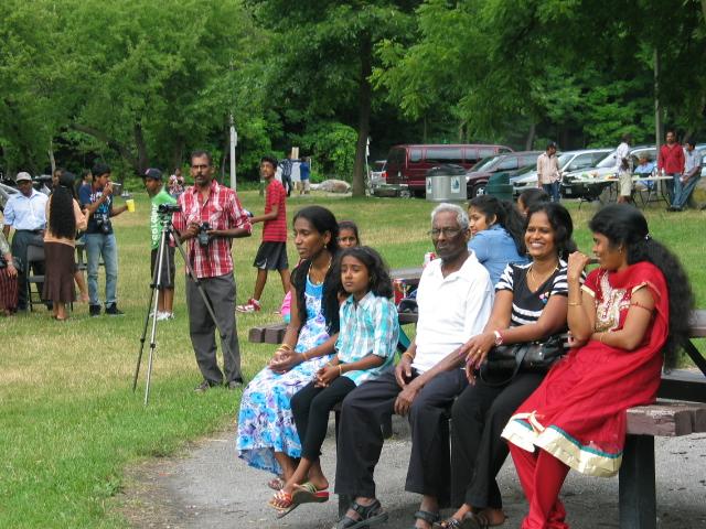 கனடா வாழ்  மண்டைதீவு மக்களின்  ஒன்றுகூடல் (புகைப்படங்கள்)