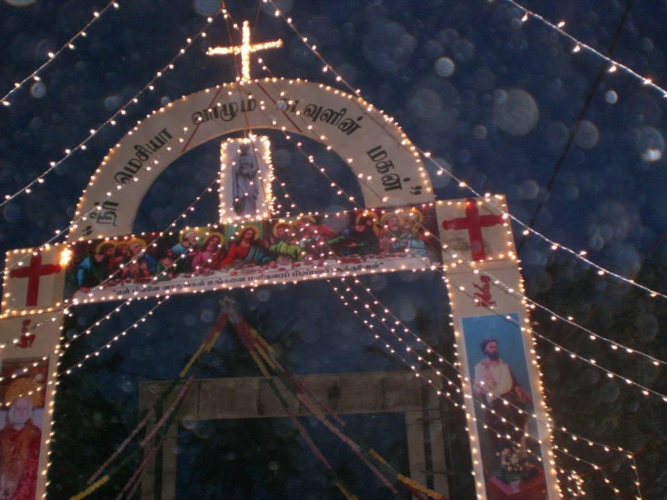 மண்டைதீவு புனித பேதுருவானவர் ஆலய வருடாந்த பெருநாள் விழா-01-08-2013 (1/6)