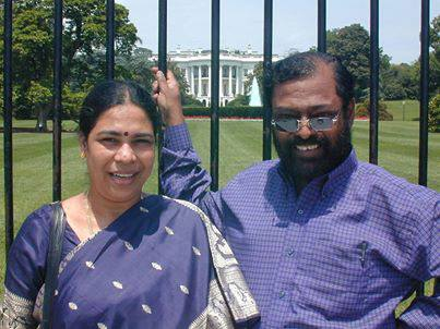 manivannan and Wife